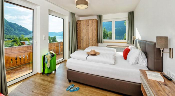 Ferienwohnung-Panorama-Schlafzimmer
